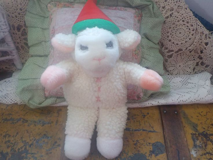 1991 Avon Lamb Chop Puppet /Not Inluded In Discount Coupon Sale by Daysgonebytreasures on Etsy