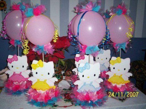 Deko party: Hello Kitty