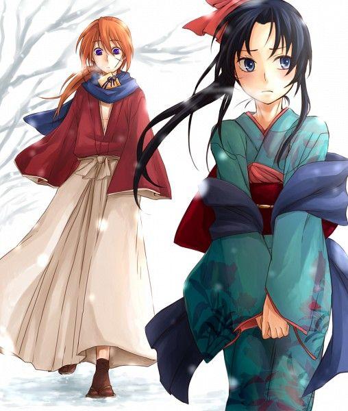 329 Best Images About Rurouni Kenshin On Pinterest