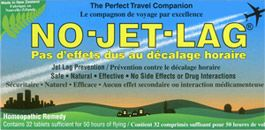 No Jet Lag  - Travel Health & Wellness
