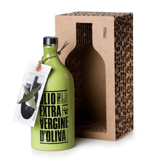 cardboard bottle packaging