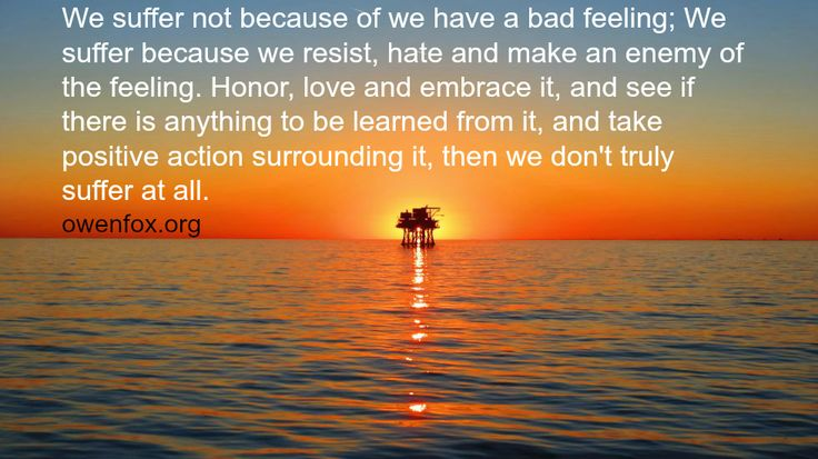 "How to Deal With Emotions & The Hardest Things in Life - Self Acceptance and ""Shoulds""  http://goo.gl/gXnYDu"