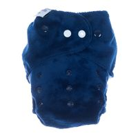 Squishy's favourite fluffy navy blue itti bitti fluffy bum