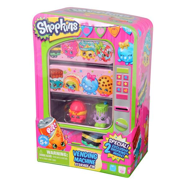 Shopkins Vending Machine (In Stock)