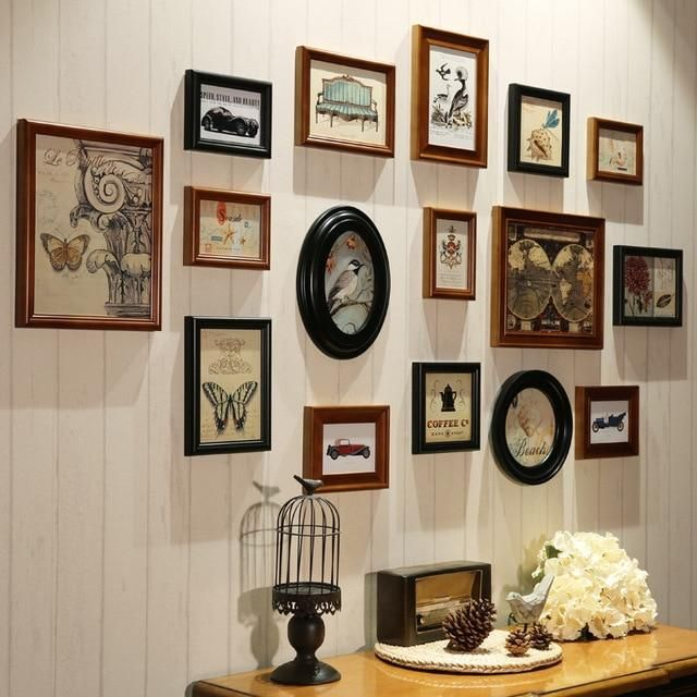 Photo Frames Online Shopping Homedecorily Com Family Picture Frames Picture Frame Wall Frames On Wall