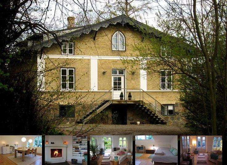 Villa Gress - Artists Retreat 1,5 hours from Copenhagen - DK.