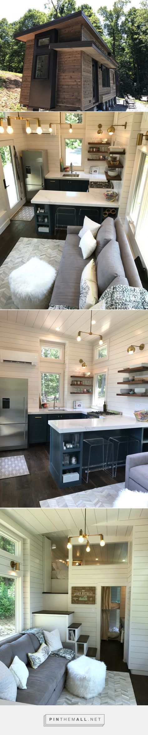 What's in our new Tiny House Kitchen! – #dreamhous…