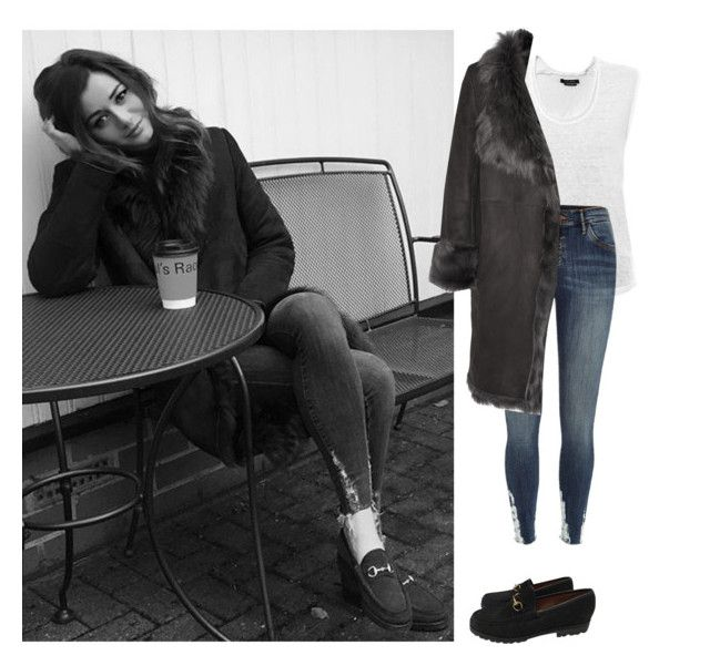 """""""Eleanor Calder//Instagram"""" by getxthexlook ❤ liked on Polyvore featuring Isabel Marant, River Island, Karl by Karl Donoghue, Gucci, GetTheLook, eleanorcalder and instagram"""