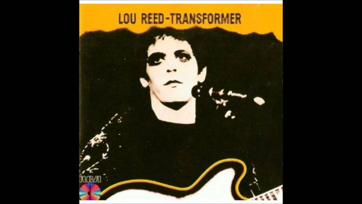 """""""Satellite of Love"""" David Bowie provide backing vocals on yet another standout track from Reed's Transformer"""