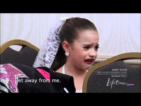 Mackenzie-I'm Emotional-Dance Moms