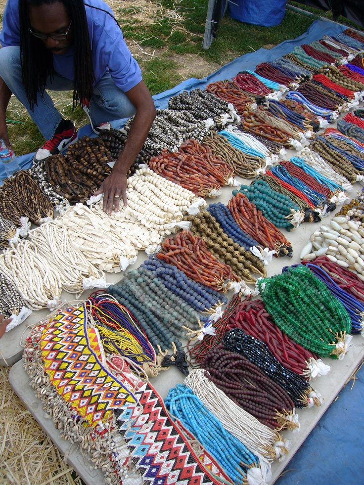Love African beads