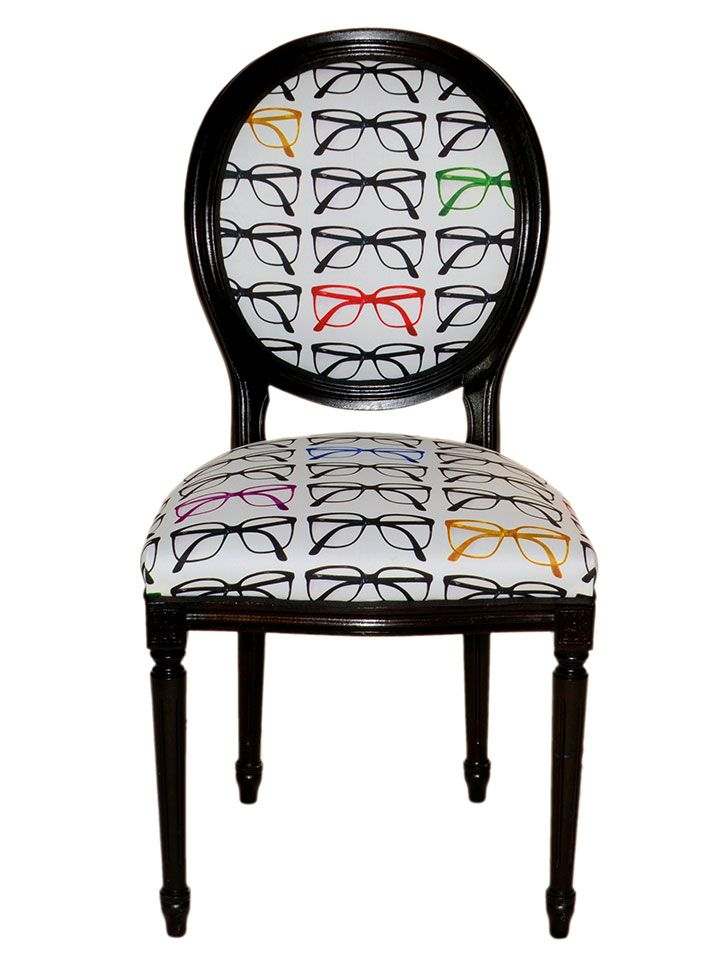 #Craftman: Tappezzeria Ravaglioli  Name: #Hipster #Chair; in matt black lacquered beech #wood, seat 100% #cotton printed shaved.  #accessory to become a #cult object of #hipster generation. ​​#bohemien, #radicalchic, #hip #indie... to open your eyes into the world. #madeinmarche #ductilia