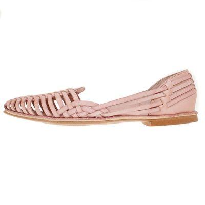 La Garconne Estelle Rosa #onyva #shoes #shoe design #fashion #trends #zurich #switzerland #schweiz #biel #bienne #bern #chur #onlineshop #summer #summershoes #sandals #flats #summerfashion #shoelove