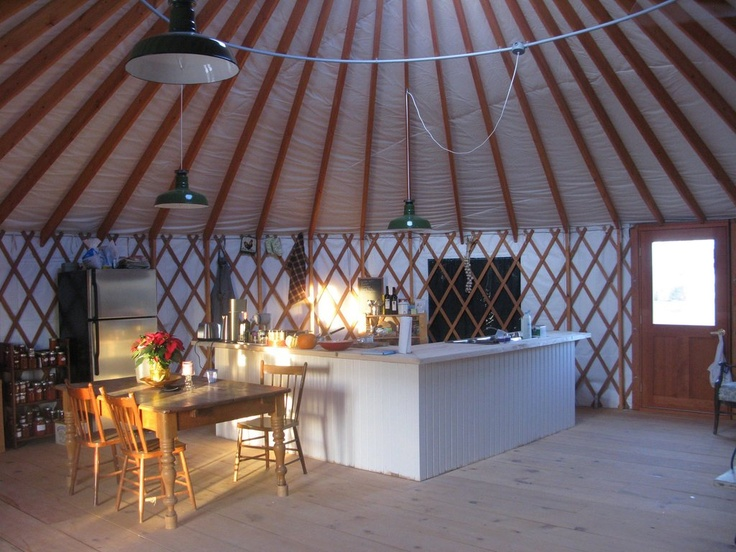 50 Best Yurts Extra Rooms Images On Pinterest Yurts