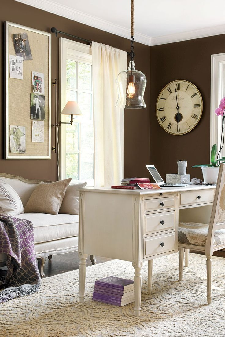 best 20+ brown walls ideas on pinterest | brown paint schemes
