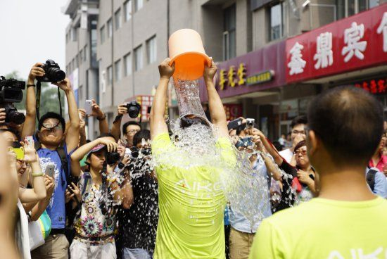 Remember the Ice Bucket Challenge? It Helped Fund the Discovery of a New ALS Gene