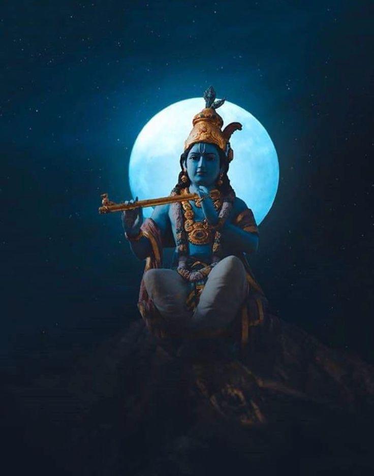 Jai Shri Krishna