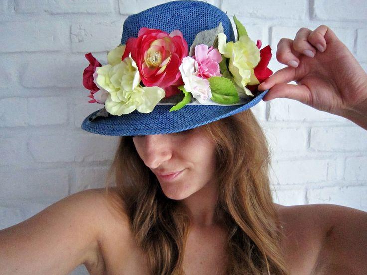 DIY flowers crown 4 - lilmissboho.com