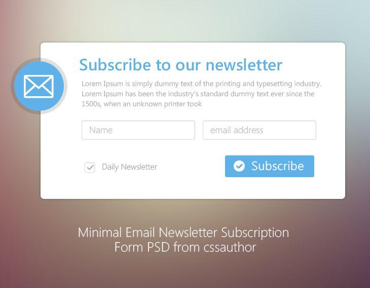 The 25+ best Newsletter subscription ideas on Pinterest - free resume printer