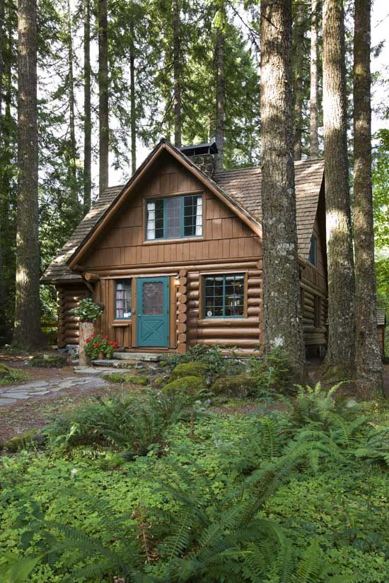 17 Best Ideas About Small Log Homes On Pinterest Small