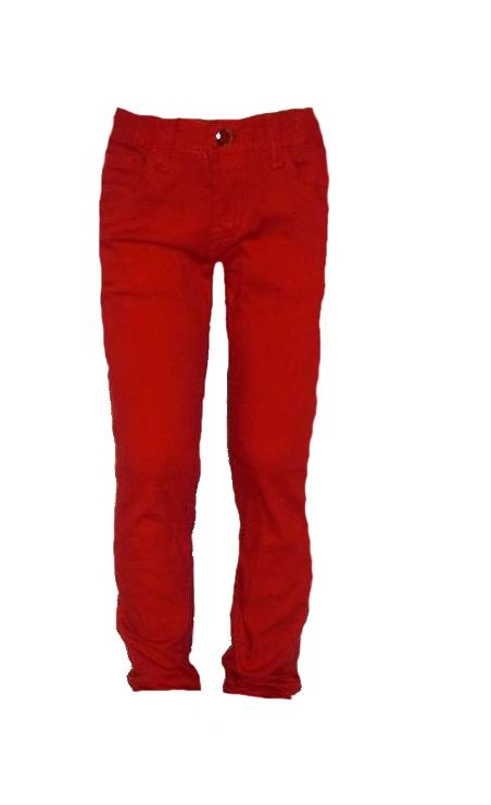 NIEUW   Trendy rode skinny broek van Papillon, de broek is volledig rekbaar en heeft een verstelbare taille d.m.v knoosgaten elastiek.   erg leuk om te combineren met de nieuwe longsleeves van Papillon.     98/104 - 110/116 - 122/128 - 134/140   - 146/152 - 158/164  www.ctkidswear.nl     Zoekt u hippe betaalbare kleding voor uw kinderen?   Dan moet u bij CT Kidswear zijn!   Wij hebben een ruime collectie Kinderkleding van   verschillende merken van maat 50 t/m 176