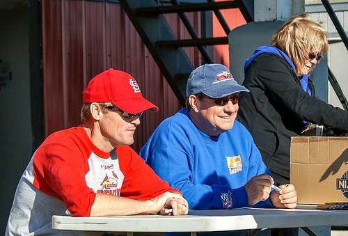 Kenny Wallace and Ken Schrader Valley Speedway 4-20-2012