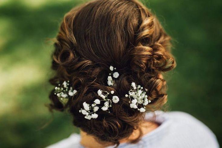 20 Hochzeitsfrisuren für mittlere Länge – Hair