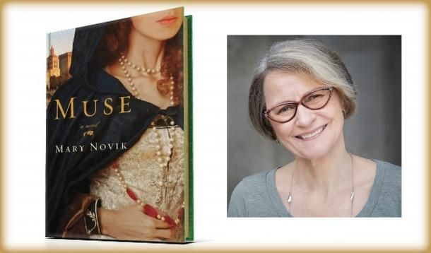 MUSE is an epic tale with layers of rich history and poetic imagery. Readers will discover scenes of seduction, sorcery and shocking secrecy. Join the #MuseNovel Twitter chat with author Mary Novik on September 18th, 2013!