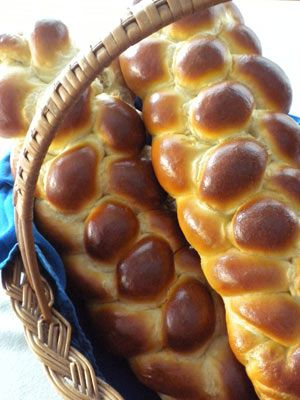 Challah Recipe and Video On How to Braid it.