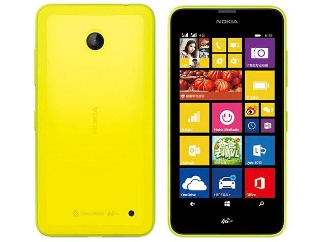Now go with 4G ..!! Grab now #Nokia #Lumia638 #online @ just 6900 from Moskart. #kahinornahi