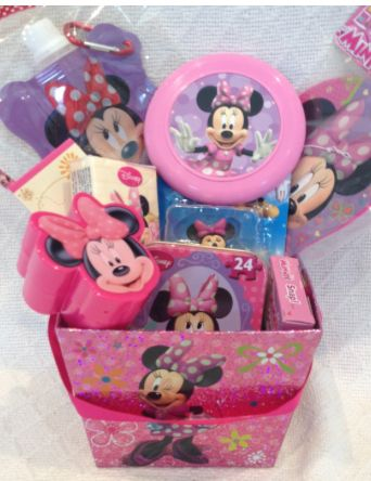 26 best minnie mouse images on pinterest postres creative gifts disney junior easter basket ideas for children kids toddlers girls pre negle