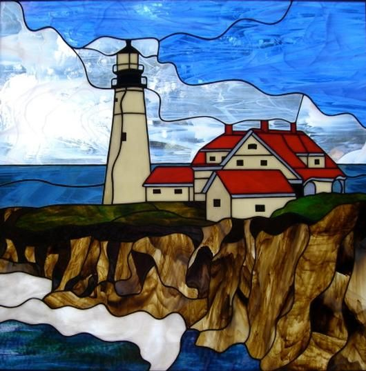 Lighthouse for Barbara by Frankie's Studio