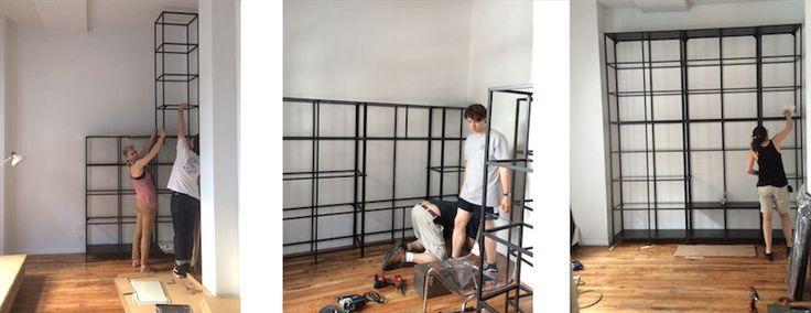 Ikea hack: de hoogte in met je stellingkast Roomed | roomed.nl