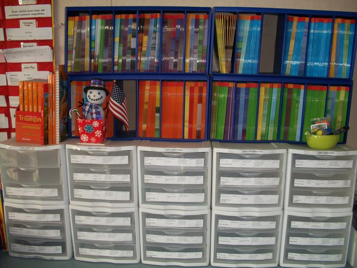 Could it be .. I have found the perfect organizational system for my classroom- summer project!
