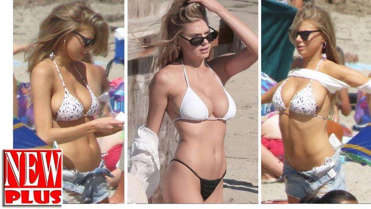 📰 Plus News – Busty Charlotte McKinney Exposes Underboob In Super Sexy B...