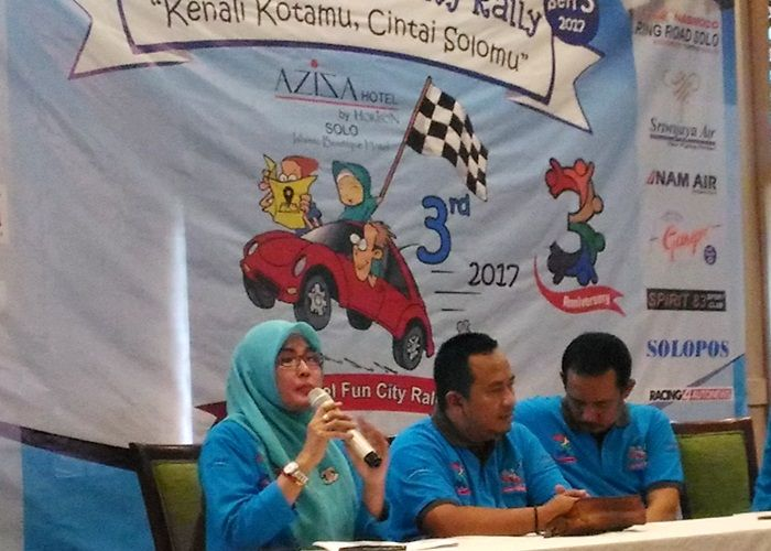 Aziza Fun City Rally – Puncak Milad ke 3