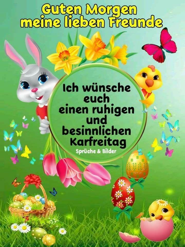 Karfreitag Frohe Ostern Sprüche Sprüche Ostern Und Frohe