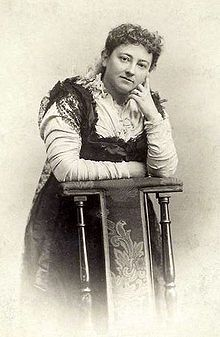 Olive Schreiner (24 March 1855 – 11 December 1920) was a South African author, anti-war campaigner and intellectual.