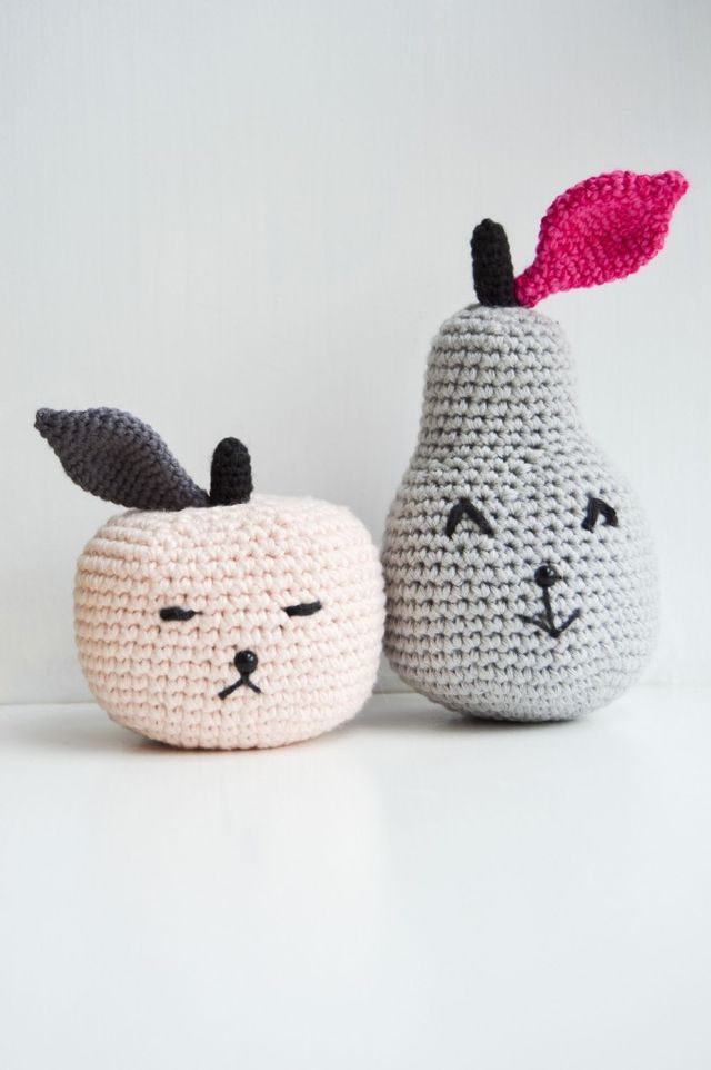 Æblet og pæren | KreaLoui | Bloglovin'
