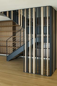 Sunset Overlook - modern - staircase - san francisco - John Lum Architecture, Inc. AIA