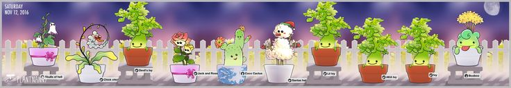 Cheeeeeese~~! Check out my lovely garden! Get yourself a plant at http://fourdesire.com/outer_link?url=http://itunes.apple.com/app/id590216134&l=en_US&m=5826B9E9