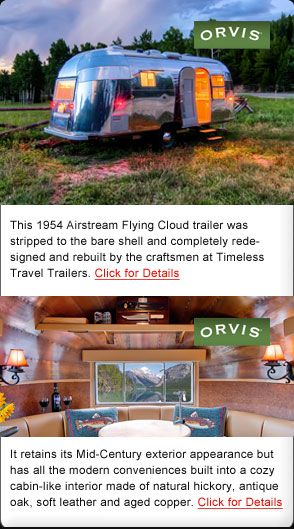 .Camping In Styl, Airstream Campers, Camps Fever, Haha Orvis, Random Things, Rvs, Remodeling Campers, Camps Orvis