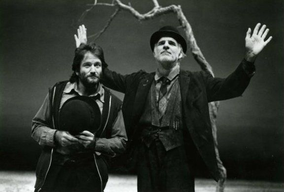 a literary analysis of estragon and vladimir in waiting for godot Waiting for godot study guide-setting/character list-samuel beckett-monkeynotes online summary-free book notes/analysis  vladimir and estragon are waiting.