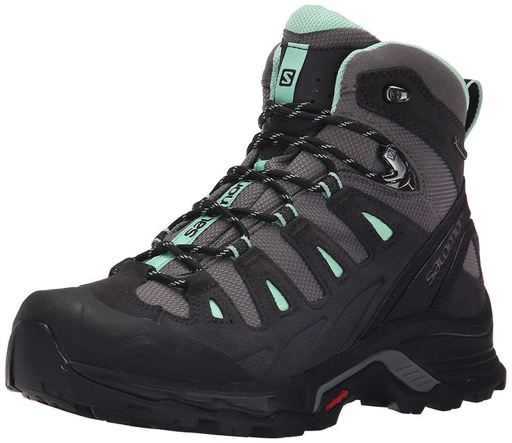 Salomon Women's Quest Prime GTX W Backpacking Boot ** See this great image  : Hiking And Trekking Shoes Boots