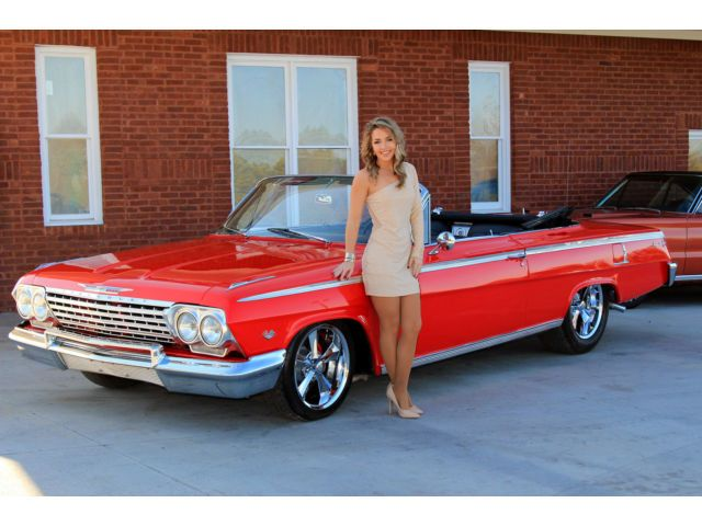 Sorry guys, the lady is not included! Muscle car for sale ...