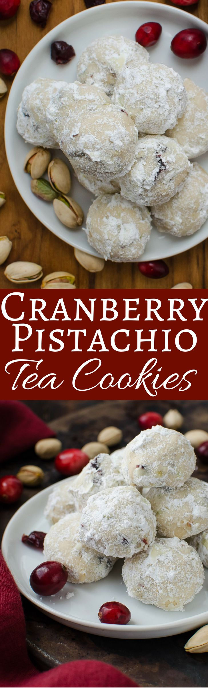 cranberry pistachio tea cookies                                                                                                                                                                                 More