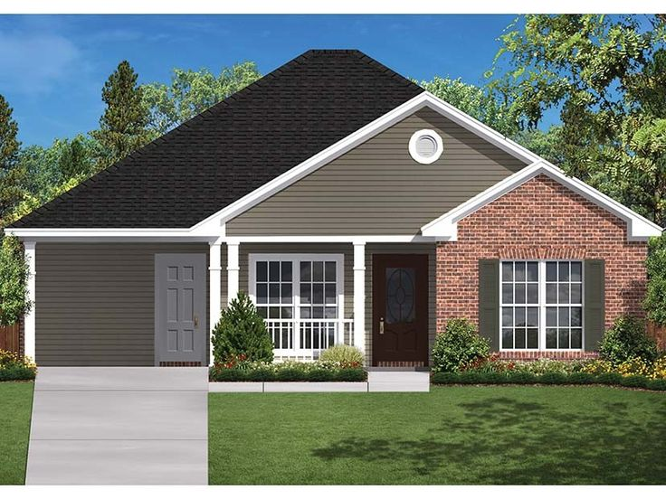 62 best house plans images on pinterest | small house plans