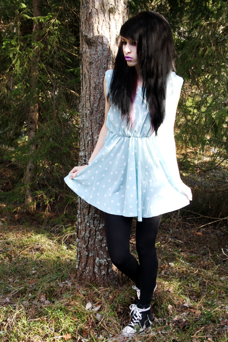 Blogger http://epicfaiil.myshowroom.se in Youtopia dress <3