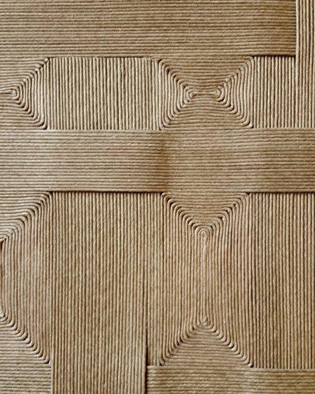 Fabulous texture on this Collections piece from Véronique De Soultrait // HAATI CHAI