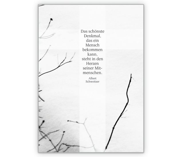 Trauerkarte mit Canterbury Zitat - http://www.1agrusskarten.de/shop/trauerkarte-mit-canterbury-zitat/ 00012_0_729, Abschied, Beileidskarte, gedenken,, Grußkarte, Helga Bühler, Klappkarte, trösten00012_0_729, Abschied, Beileidskarte, gedenken,, Grußkarte, Helga Bühler, Klappkarte, trösten